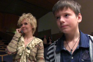 Валерия выведет младшего сына на сцену Кремля