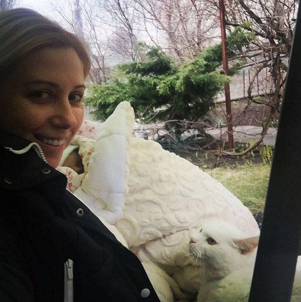 Тоня и Нина Матвиенко-младшая