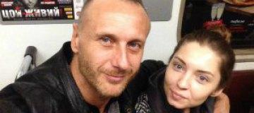Жена погибшего Ларсона беременна