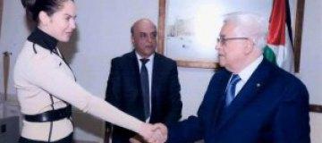 Влада Литовченко вернулась из Палестины с медалью
