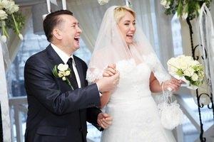 Экс-майор Мельниченко женился на телеведущей Наталье Розинской