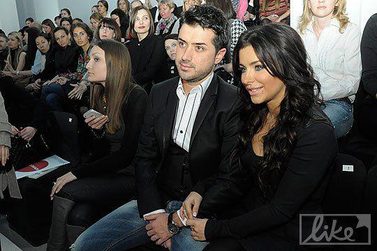 Ани Лорак с мужем Муратом Налчаджиоглу