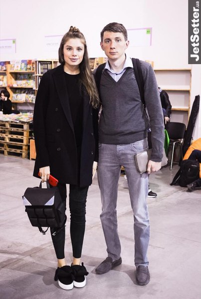 Татьяна с мужем Иваном Литвином