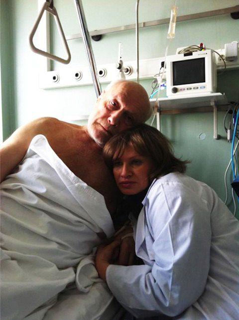 Александр Пороховщиков все еще в больнице