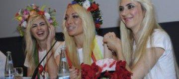 Протестные сиськи FEMEN стали для Европы новым символом украинской демократии