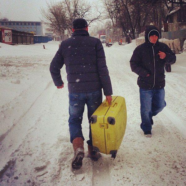 """""""НеАнгелы"""" не смогли добраться в Чернигов"""