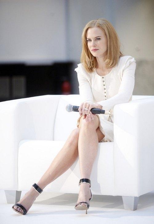 Актриса Николь Кидман в платье Nina Ricci