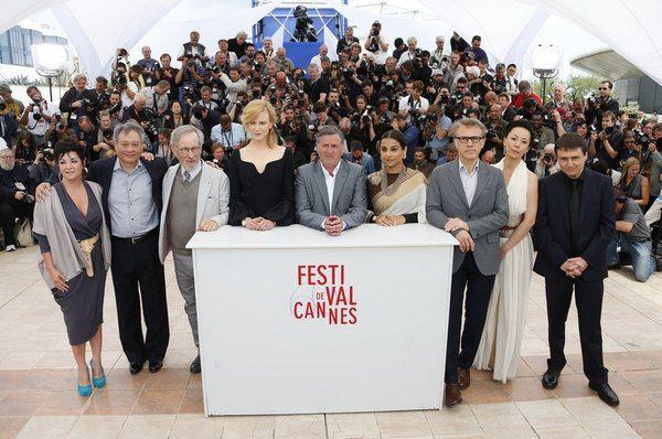 Члены жюри 66-го Каннского кинофестиваля