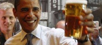 Барак Обама варит пиво в Белом доме