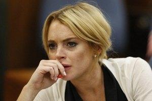 Линдси Лохан сбежала из реабилитационной клиники