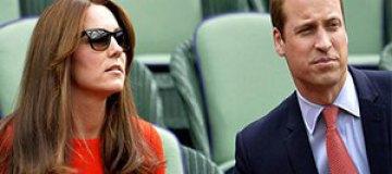Принц Уильям и Кейт Миддлтон посетили Уимблдонский турнир