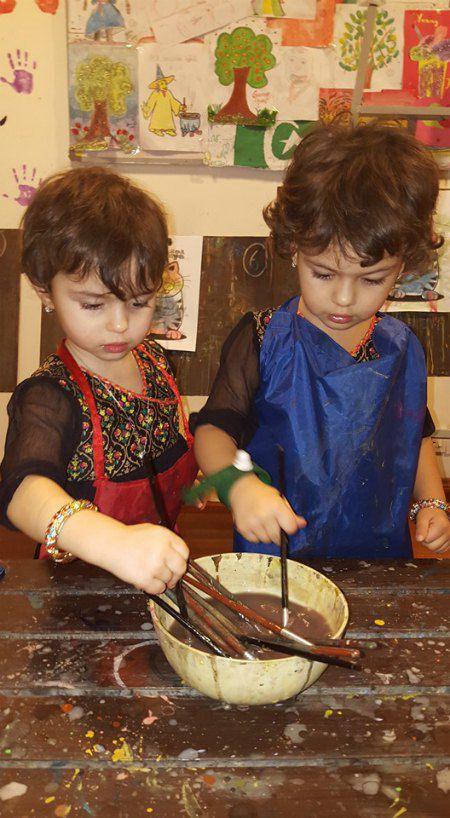Мирабелла и Арабелла