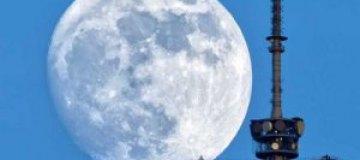В Иране на Луне пытались разглядеть логотип Pepsi