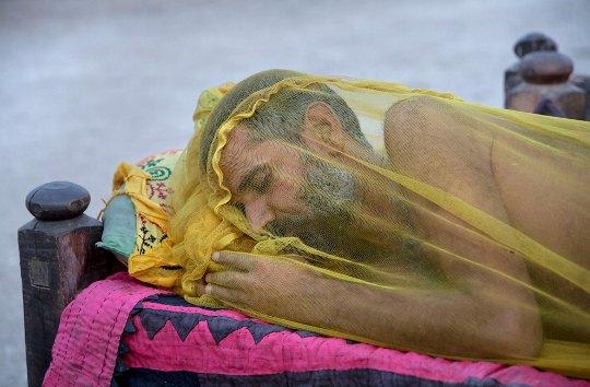 Пакистан. Лагерь беженцев