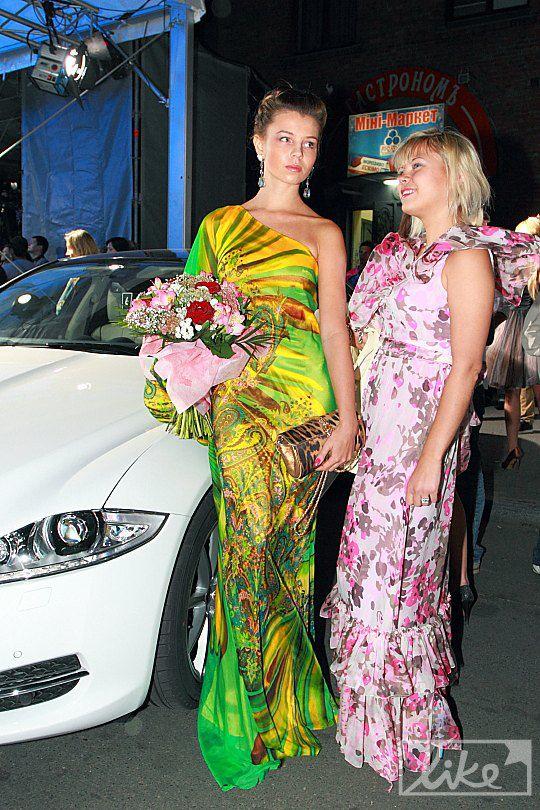 Кристина Коц-Готлиб с сестрой