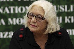 Лидию Федосееву-Шукшину заподозрили в терроризме за георгиевскую ленту