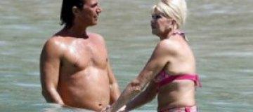 Иванна Трамп в 63 года щеголяет в ярком бикини
