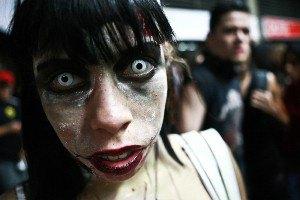 Британская фирма открыла вакансию зомби