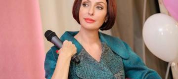 Терезия Яценюк рассказала, почему не спит одна и на какие деньги одевается у дизайнеров
