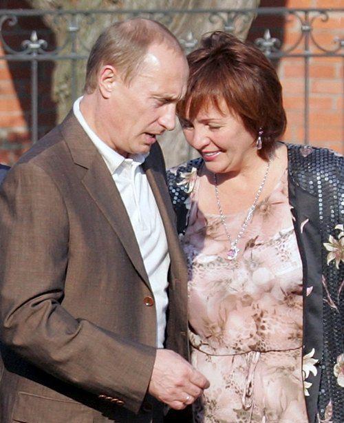 Путины в 2006 году