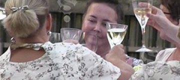 Жанна Фриске с улыбкой встретила юбилей в кругу семьи