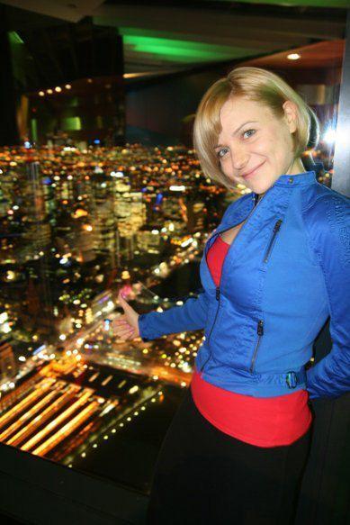 Юлия Алиханова стала избранницей Алексея Порошенко