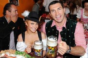 Невеста Кличко сделала пластику