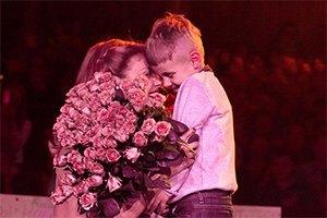 Шестилетний сын Тины Кароль впервые дал интервью