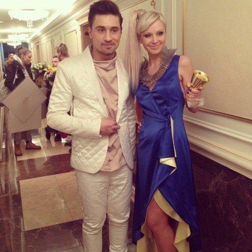 Дима Билан и певица Натали