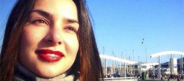 Украинский депутат Злата Огневич отправилась отдыхать в Испанию