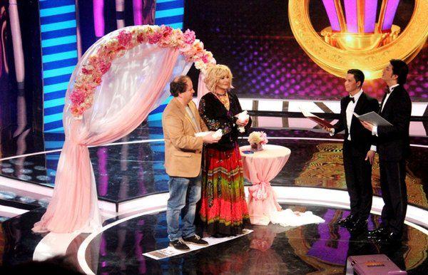 Билык и Бронюка поженили Педан с Притулой