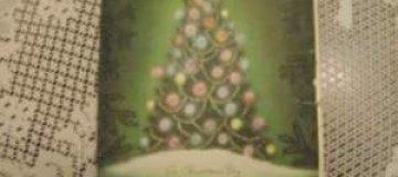 В США рождественская открытка путешествовала 61 год