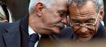 Кончаловский и Михалков попросили у Путина 1 млрд. руб.