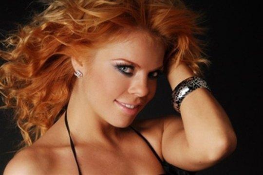 Певица Анастасия Стоцкая
