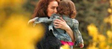 Трехлетняя дочь Бережной отпраздновала день рожденья с подружками