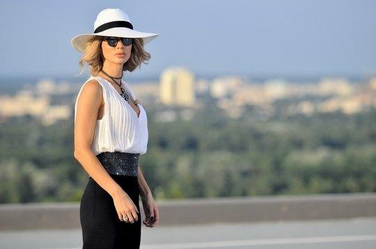 Светлана Лобода на съемочной площадке нового реалити-шоу
