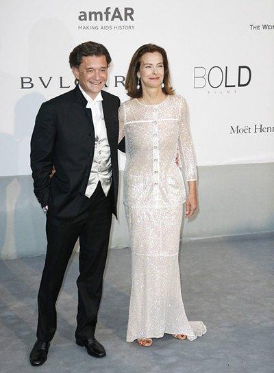 Филипп Серой и Кароль Буке