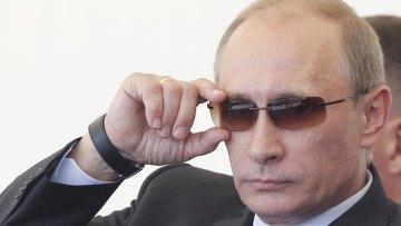 Владимир Путин оказался на третьем месте в списке самых сексуальных россиян