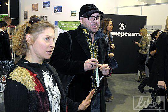 Стилист Руслан Захарченко