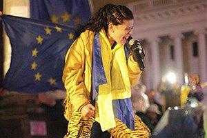 """ГПУ хочет допросить Руслану в деле о силовом разгоне """"Евромайдана"""""""