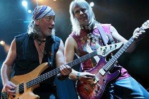Deep Purple озаботились временем захода солнца в Украине