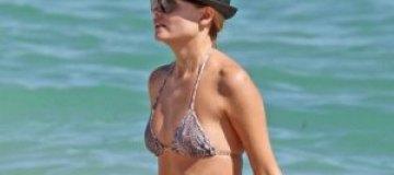 Российская супермодель Наташа Поли отдохнула в Майами
