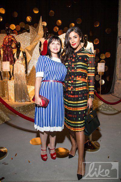 Год назад Юлия Ковалева и Санта Димопулос открыли бутик Gold Vintage