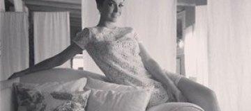 Даша Астафьева обнажила грудь для поклонников