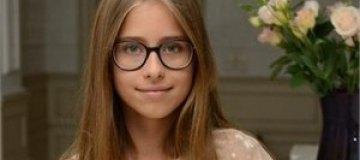 12-летняя внучка Ротару покорила Карла Лагерфельда