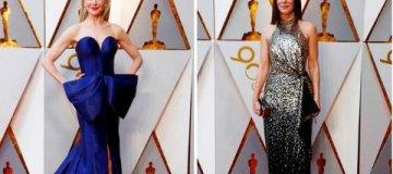 """Николь Кидман испортила интервью Сандре Буллок на красной дорожке """"Оскара"""""""