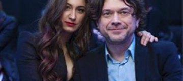 Остап Ступка женился на молодой возлюбленной