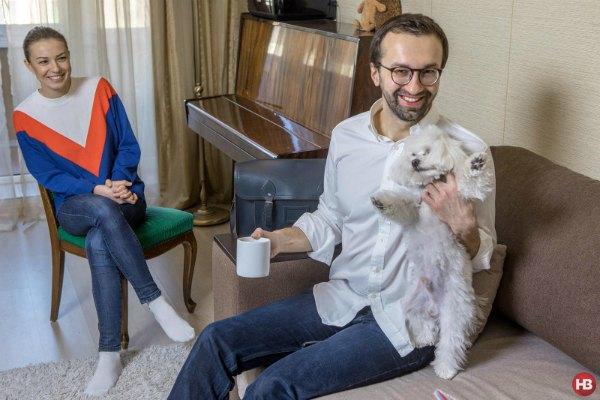 Пока Лещенко с невестой живут в съемной квартире
