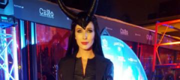 Хэллоуин по-украински, внушительная грудь Могилевской и подросшие дети звездных мам