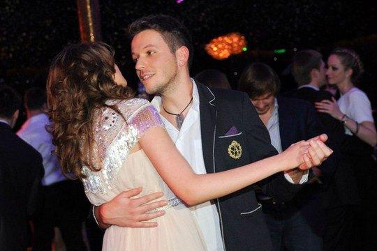 Танец с бывшим - брендвойсом одного из телеканалов, Константином Арсенюком